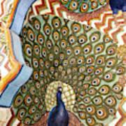 India, Rajasthan, Jaipur, City Palace Art Print