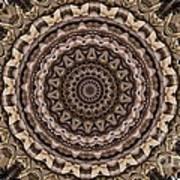 Kaleidoscope 49 Art Print