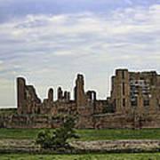 Kenilworth Castle Panorama Art Print