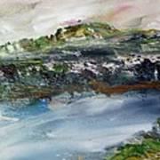 Kern River Art Print