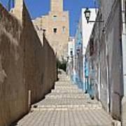 Khalaf Al-fata Lighthouse Art Print