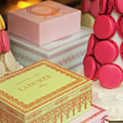 Laduree Sweets Art Print