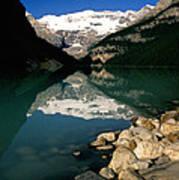 Lake Louise Iv Art Print