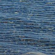 Lake Ripples Art Print