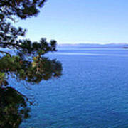 Lake Tahoe 2 Art Print