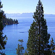 Lake Tahoe 4 Art Print