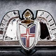 Lincoln Emblem Art Print