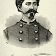 Loreta Janeta Velazquez (1842-1897) Art Print