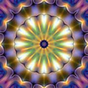 Mandala 105 Art Print