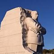 Martin Luther King Memorial Art Print