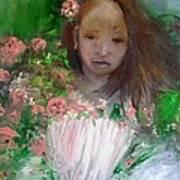 Mary Rosa Art Print