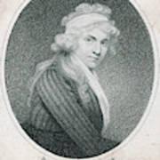 Mary Wollstonecraft Godwin Art Print