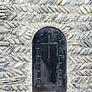 Medieval Door Art Print