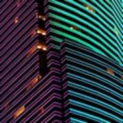 Miami Tower - Miami ( 1986 ) Art Print