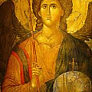 Michael The Archangel Art Print