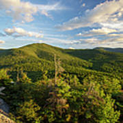 Middle Sugarloaf Mountain - Bethlehem Nh Usa Art Print