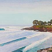 Mitchell's Cove Art Print