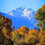 Montana Fall Art Print