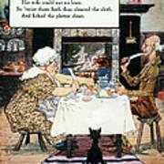Mother Goose, 1915 Art Print