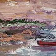 Near Shore Art Print