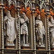 Notre Dame Cathedral Basilica - Ottawa Art Print