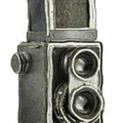 Old Still Camera Art Print