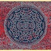 Oreo In Hope1 Art Print