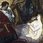 Othello, 19th Century Art Print