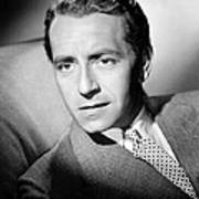 Paul Henreid, Ca. Mid-1940s Art Print