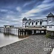Penarth Pier 1 Art Print