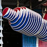 Pepsi Cola Bottle Art Print