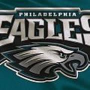 Philadelphia Eagles Uniform Art Print