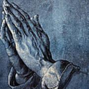 Praying Hands Art Print by Albrecht Durer