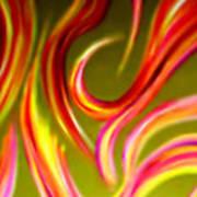 Pyromania Art Print