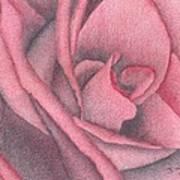Red Jewel Art Print