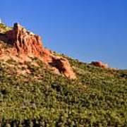 Red Rock Formation Sedona Arizona 27 Art Print