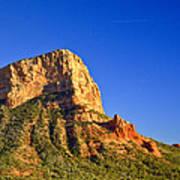 Red Rock Formation Sedona Arizona 28 Art Print