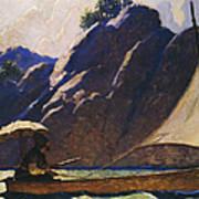 Robinson Crusoe, 1920 Art Print