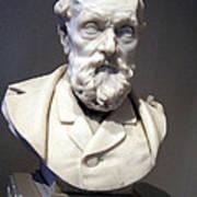 Rodin's J. B. Van Berckelaer Art Print