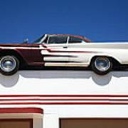 Route 66 - Desoto's Salon Art Print