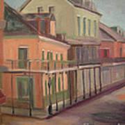 Royal Street II Art Print