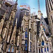 Sagrada Familia - Gaudi Art Print