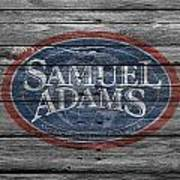 Samuel Adams Art Print