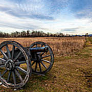 Saratoga Battlefield Art Print