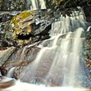 Smoky Mountain Falls Art Print