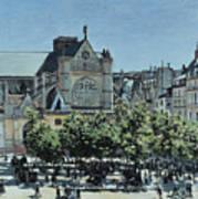 St. Germain L'auxerrois Art Print