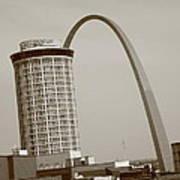 St. Louis - Gateway Arch Art Print