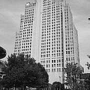 St. Louis Skyscraper Art Print