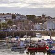 St Peter Port - Guernsey Art Print