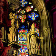 St Stephens - Vienna Art Print